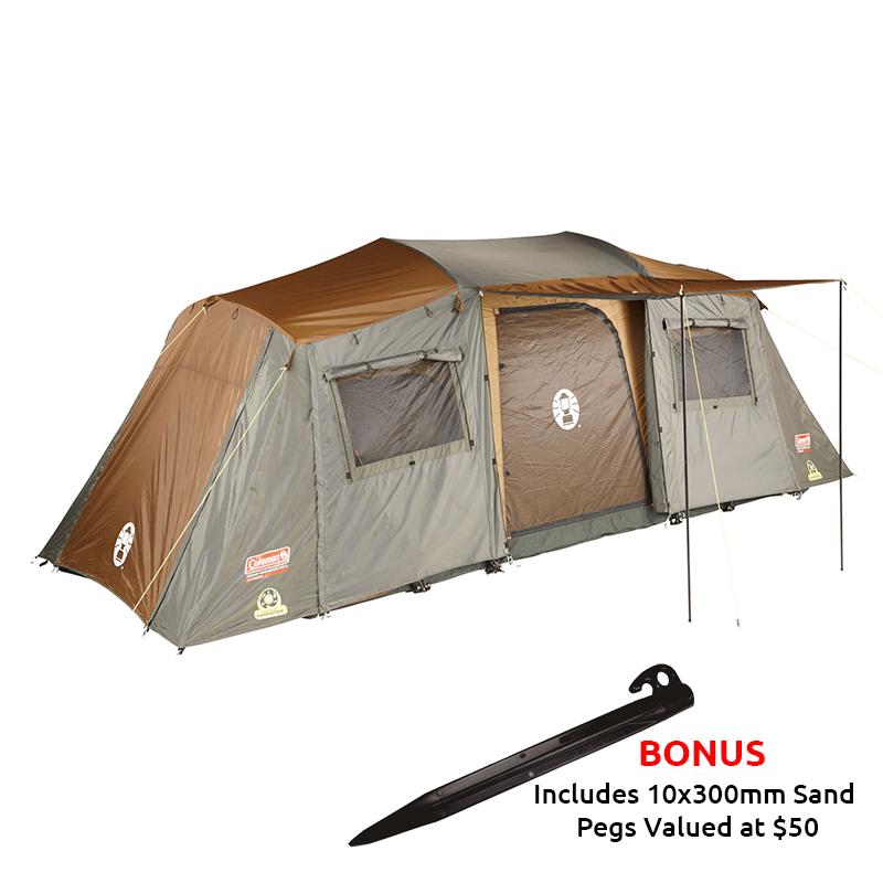 Coleman Instant Up Northstar Dark Room 10P Tent