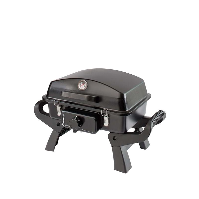 Gasmate Adventurer Deluxe 1 Burner Portable BBQ