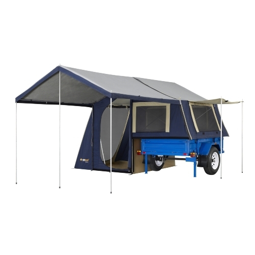 Oztrail Camper 6 Trailer Tent Outback Adventures Camping