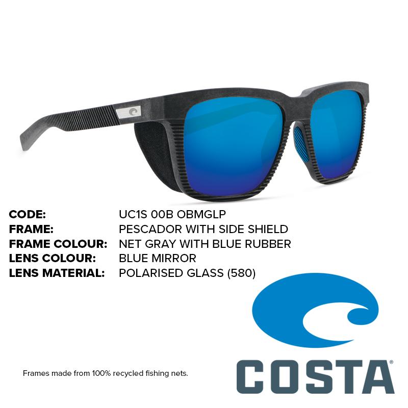 e082c04212 Costa Untangled Pescador Glass Lens Sunglasses - Outback Adventures ...