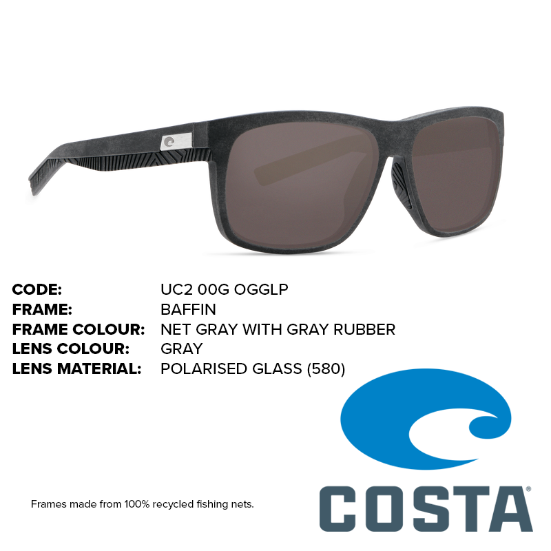bcd3157c58d Costa Untangled Baffin Glass Lens Sunglasses - Outback Adventures ...