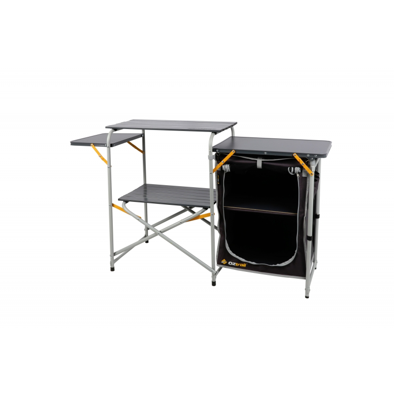 Camping Australia Store: OZtrail Camp Kitchen Single Pantry