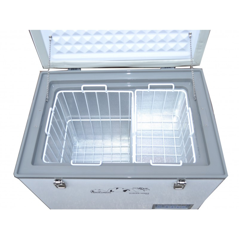 Evakool 65L Glacier Fridge/Freezer - G65